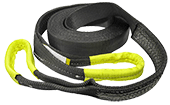 Snatch Strap for 4WD Recovery minimum requirement for QLD 4x4 Club Vehicle equipment