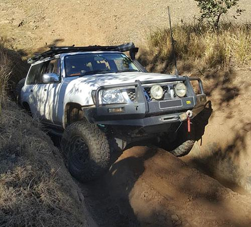 QLD 4x4 Club @ Landcruiser Mountain Park