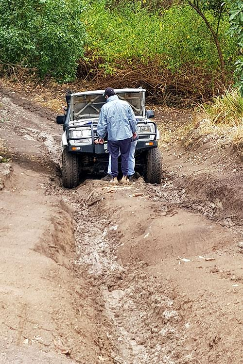 QLD4x4Club A Hill