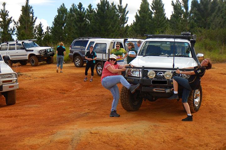 Brisbane 4WD Ladies Driver Training May 2017