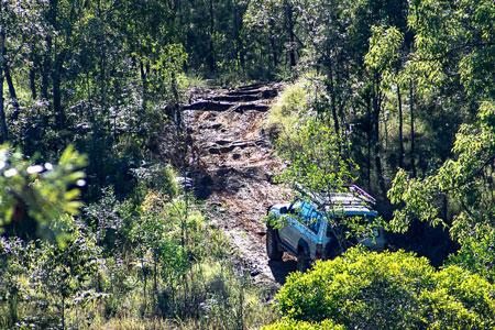 QLD 4x4 Club Wamuran Day Trip June 2017